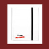 Ultra Pro - 4-Pocket Pro Binder - Holds 160 cards - White