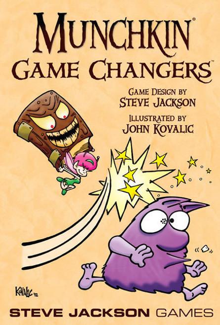 Munchkin - Game Changers - Card Game Expansion - Steve Jackson Games