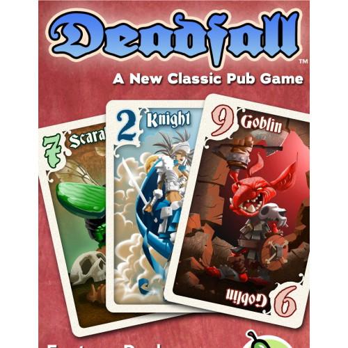 Deadfall - A Bluffing  Card Game - Cheapass Games