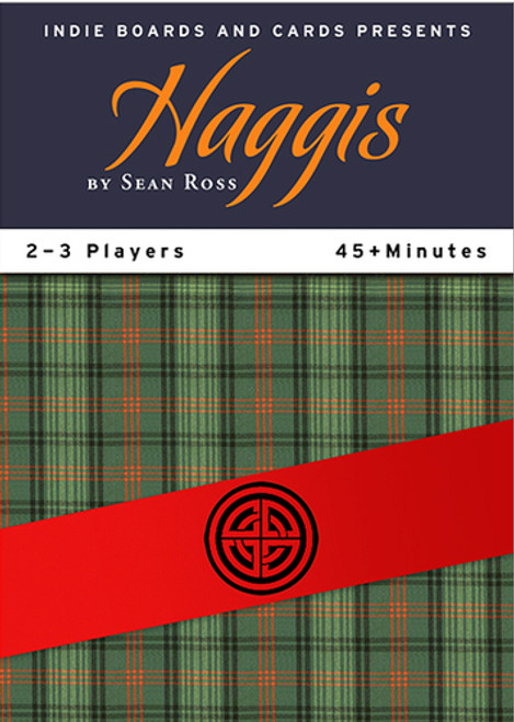 Haggis - The Card Game - 2nd Edition - Indie Boards and Cards