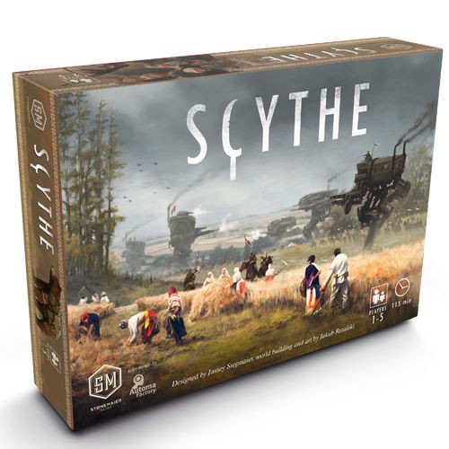 Scythe -  The Miniatures Board Game - Greater Than Games