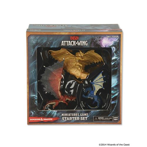 Dungeons & Dragons Attack Wing - Starter Set