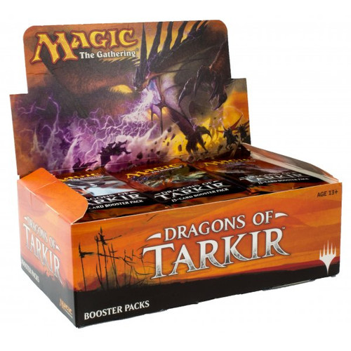 Magic the Gathering - Dragons of Tarkir 2015 - Booster Packs - Wizard of the Coast