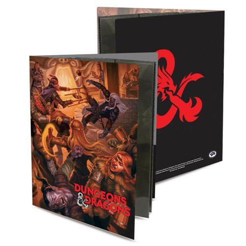 Ultra Pro - Character Folio - Dungeons & Dragons - Tavern Brawl