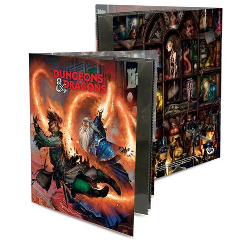 Ultra Pro - Character Folio - Dungeons & Dragons - Wizard Folio