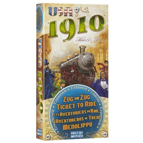 Ticket To Ride -  USA 1910 Expansion - Days of Wonder