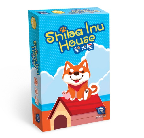 Shiba Inu House - The Card Game - Renegade Games