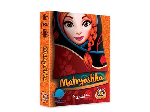 Matryoshka - A Nesting Dolls Card Game - Mr. B Games