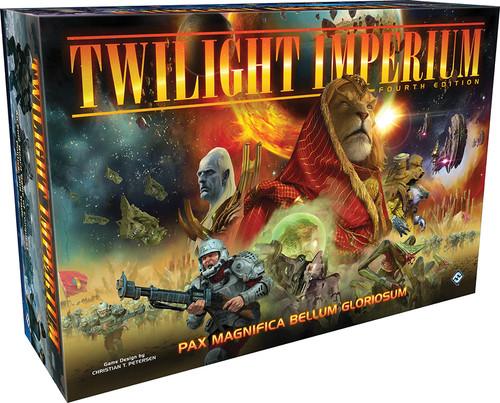 Twilight Imperium - 4th Edition - An Intergalactic Empire Game - Fantasy Flight