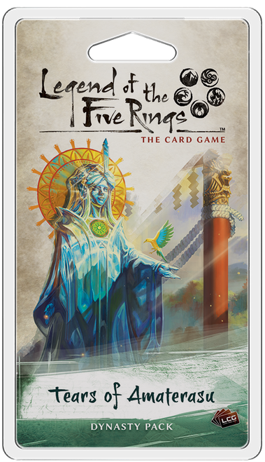 Legend of the Five Rings LCG: Tears of Amaterasu Dynasty Pack