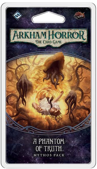 Arkham Horror - LCG - Card Game - A Phantom of Truth -  Mythos Expansion Pack #3