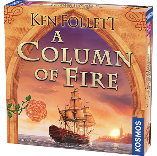 A Column of Fire - A Ken Follet Board Game - Thames and Kosmos