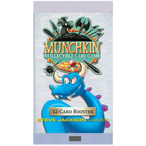 Munchkin Collectible Card Game: Booster Display (24)