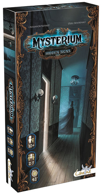 Mysterium - Hidden Signs - Expansion # 1 - Asmodee Games