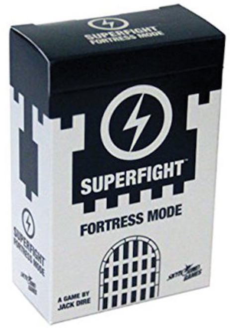 Superfight - Fortress Mode Deck - Card Game - Skybound