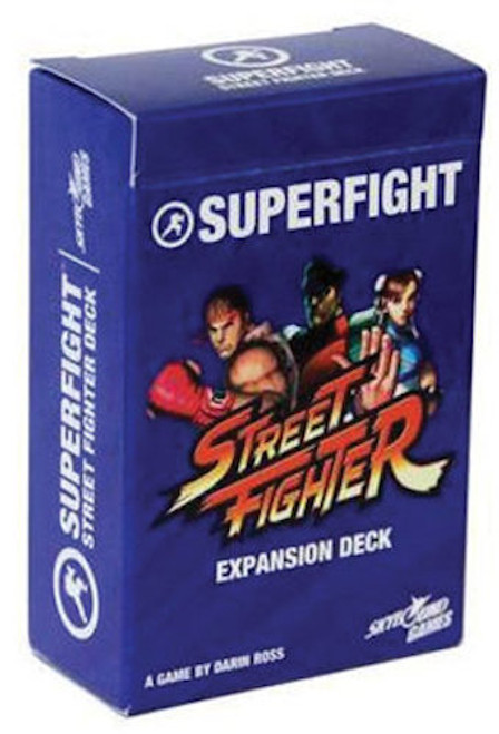 Superfight - The Streetfighter Deck - Card Game - Skybound