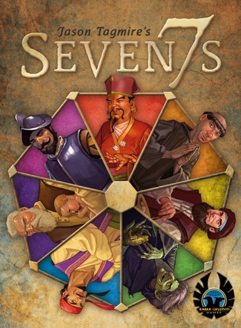 Seven 7s - Card Game - Eagle Gryphon Games