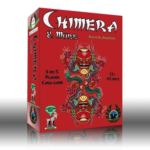 Chimera & More - Wonderful Chinese Card Games - Eagle Gryphon Games