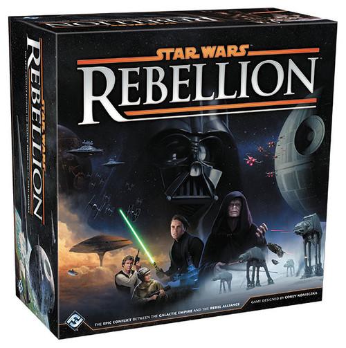 Star Wars - Rebellion - Core Game - Fantasy Flight