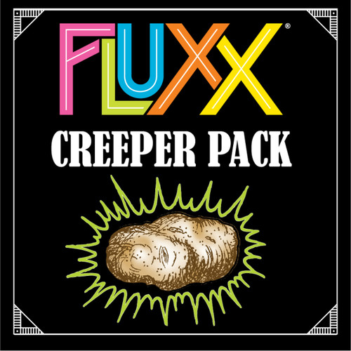Looney Labs - Fluxx - Creeper Expansion Pack - LOO090