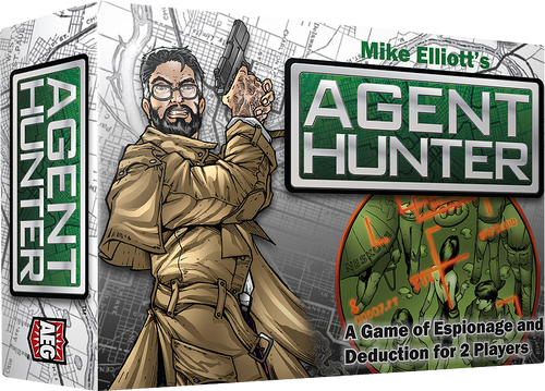 Agent Hunter - The Special Ops Card Game - AEG5361