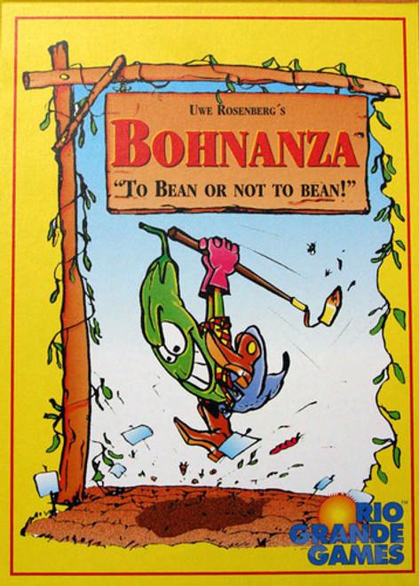 Bohnanza - The Card Game - Rio Grande Games