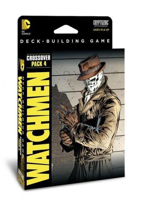 DC Comics Deck Building Game - WATCHMEN - Crossover Pack #4 - Expansion