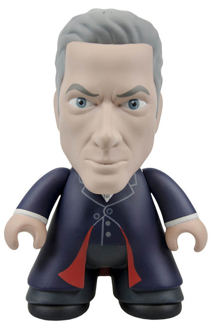 Doctor Who - 12th Doctor - TITANS 6.5in/16.51cm Vinyl Figure
