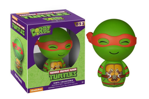 Dorbz Vinyl Figure - #053 - Teenage Mutant Ninja Turtles - TMNT - Raphael