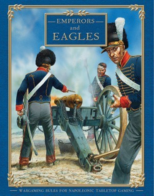 Field of Glory - Napoleonic - Book 3 - Emperors and Eagles - Manual