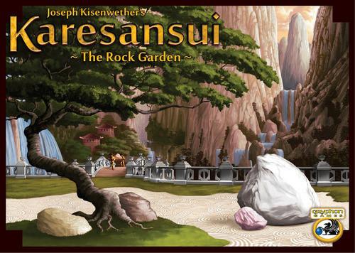 Karesansui - The Rock Garden - A Board Game - Eagle-Gryphon Games