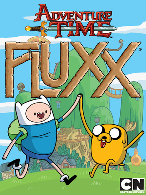 Looney Labs - Adventure Time Fluxx - The Card Game - LOO061