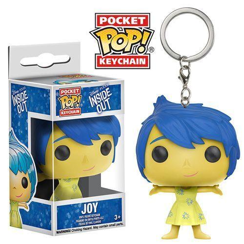 Pocket POP! Keychain - Disney - Inside out - JOY
