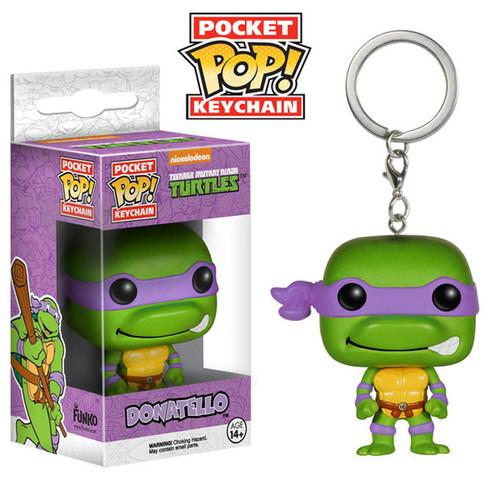 Pocket POP! Keychain - Teenage Mutant Ninja Turtles - Donatello