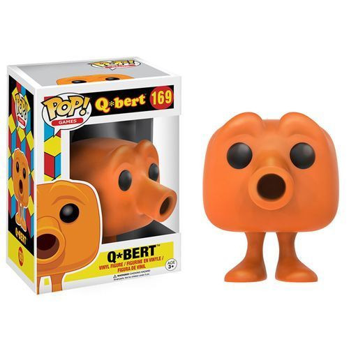 POP! Vinyl Figure - Games #169 - Q-Bert - Q*Bert