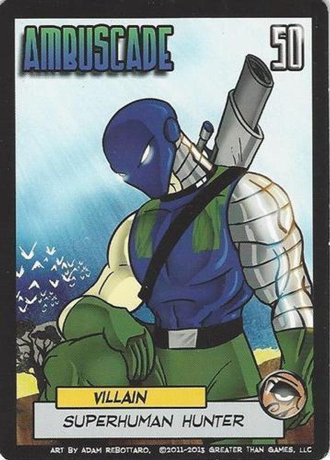 Sentinels of the Multiverse - Ambuscade - Mini Villain Expansion