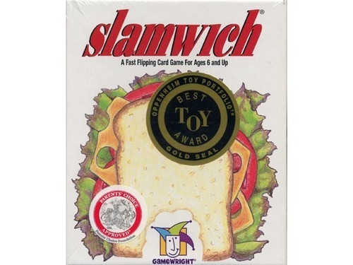 Slamwich - Family Card Game - GameWright Games
