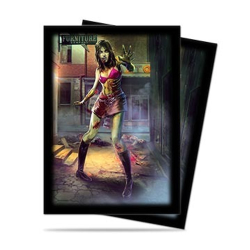 """Ultra Pro Deck Protector  - Standard Size Card Sleeves - 50 Count - Dead Wake """"COURTNEY"""" - OUT OF PRINT"""