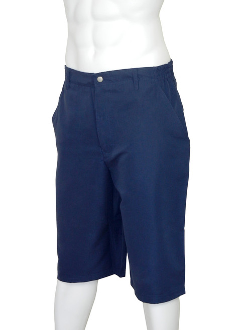 ADULTS LIGHTWEIGHT CASUAL SHORTS NAVY