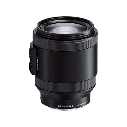 Sony E 18-200mm f/3.5-6.3 OSS Power Zoom