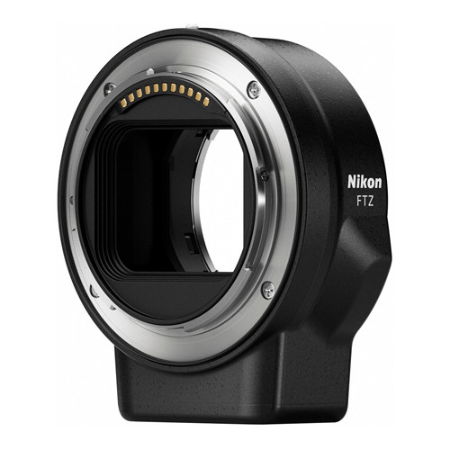 Nikkor FTZ Mount Adapter