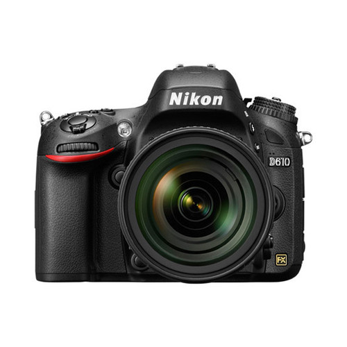 • FX D610 w/24-85mm VR - Save $100