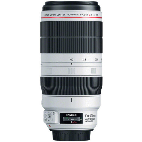 Canon EF 100-400mm IS II f/4.5-5.6 L Series - Save $720