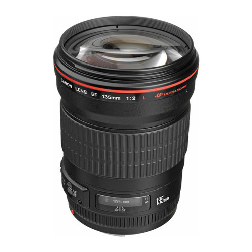 Canon EF 135mm f/2.0 L Series - Save $370