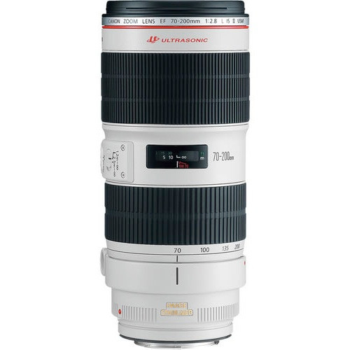 Canon EF 70-200mm f/2.8 IS II USM L Series - Save $720