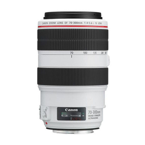Canon EF 70-300mm f/4-5.6 IS USM L Series - Save $150