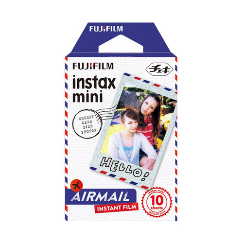 Fuji Instax Mini Film - Airmail - Save 50%