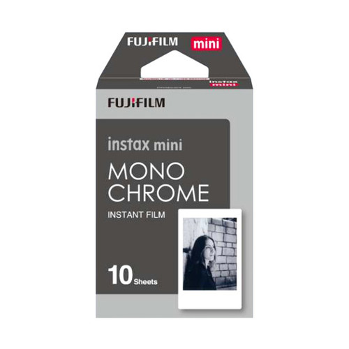 Fuji Instax Mini Film - Mono Chrome