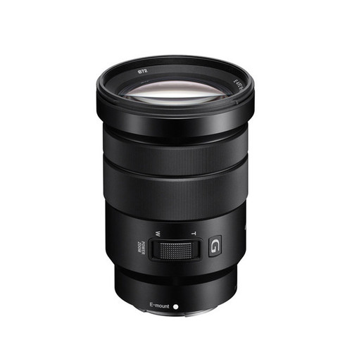 Sony E 18-105mm f/4.0 G OSS Power Zoom