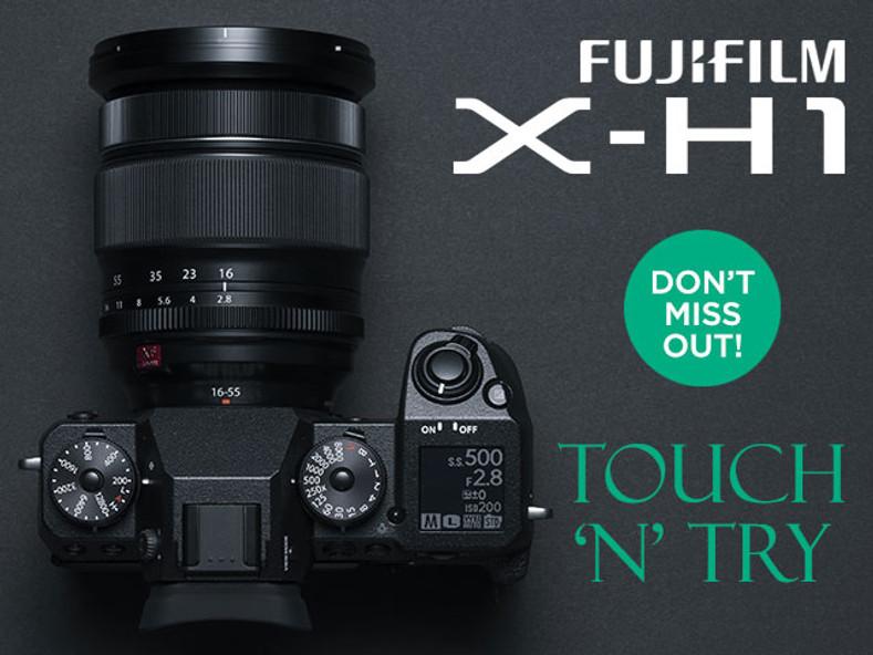 Fujifilm's award-winning X series gets a powerful boost!